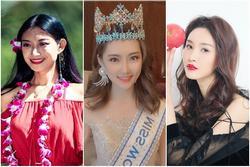 Sự mờ nhạt của các hoa hậu ở Trung Quốc sau đăng quang