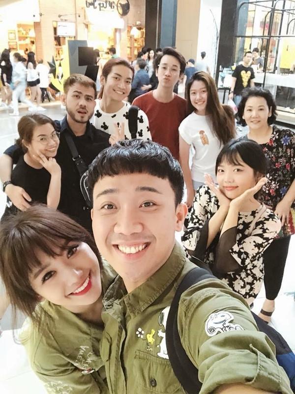 Nhóm bạn thân nhiều ca sĩ, diễn viên nổi tiếng của Trấn Thành-4