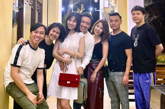 Nhóm bạn thân nhiều ca sĩ, diễn viên nổi tiếng của Trấn Thành-6