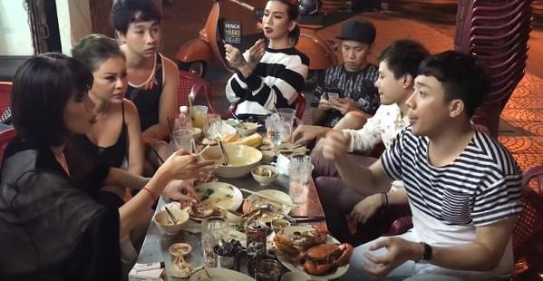 Nhóm bạn thân nhiều ca sĩ, diễn viên nổi tiếng của Trấn Thành-7