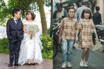 Mạng xã hội xôn xao bàn tán đám cưới của cặp đôi tí hon có thân hình như học sinh lớp 1-7