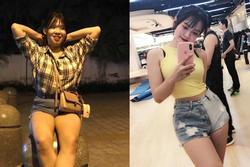 Nữ PT sở hữu thân hình đồng hồ cát sau khi giảm 14 kg