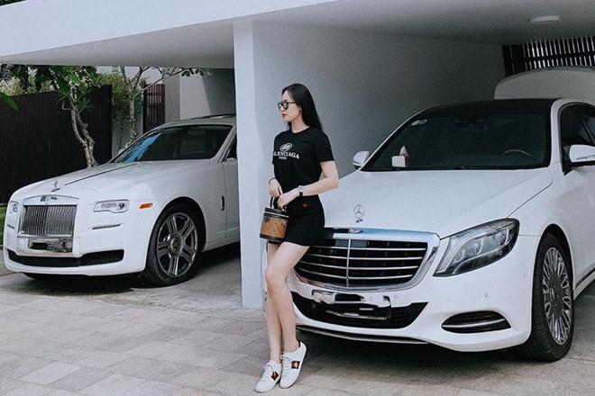 Bạn gái tin đồn của cầu thủ Việt toàn hot girl sang chảnh-9