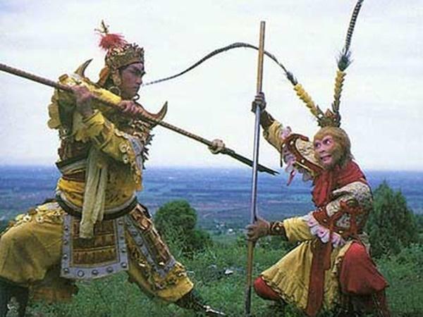 Vị thần khiến Tôn Ngộ Không kiêng nể, đào hoa nhất Tây Du Ký 1986 là ai?-2