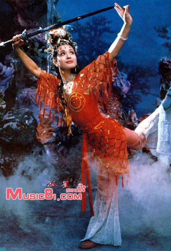 Vị thần khiến Tôn Ngộ Không kiêng nể, đào hoa nhất Tây Du Ký 1986 là ai?-4