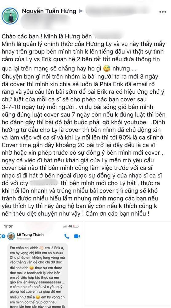 Hari Won bị nghi ngờ phải trả 20 triệu cho Hương Ly để thánh cover đồng ý hát lại bài mới mà vẫn bể kèo-1