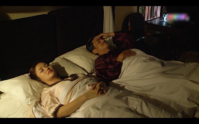 Nằm với vợ trẻ sexy nhưng Cao Minh Đạt chỉ nhớ tiếng hát ru của Nhật Kim Anh-1