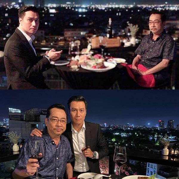 Vừa khoe diện mạo mới, Việt Anh bị anti-fan tung ảnh hậu trường bớt sống ảo-1