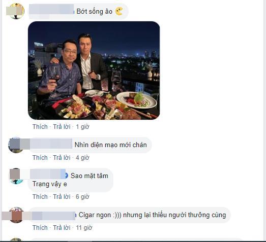 Vừa khoe diện mạo mới, Việt Anh bị anti-fan tung ảnh hậu trường bớt sống ảo-3