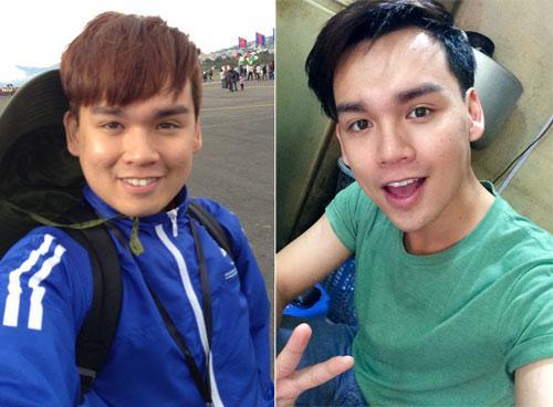 Selfie thân thiết cùng chủ tịch Sơn Tùng, Nguyễn Trần Trung Quân gầy rộc không nhận ra-8