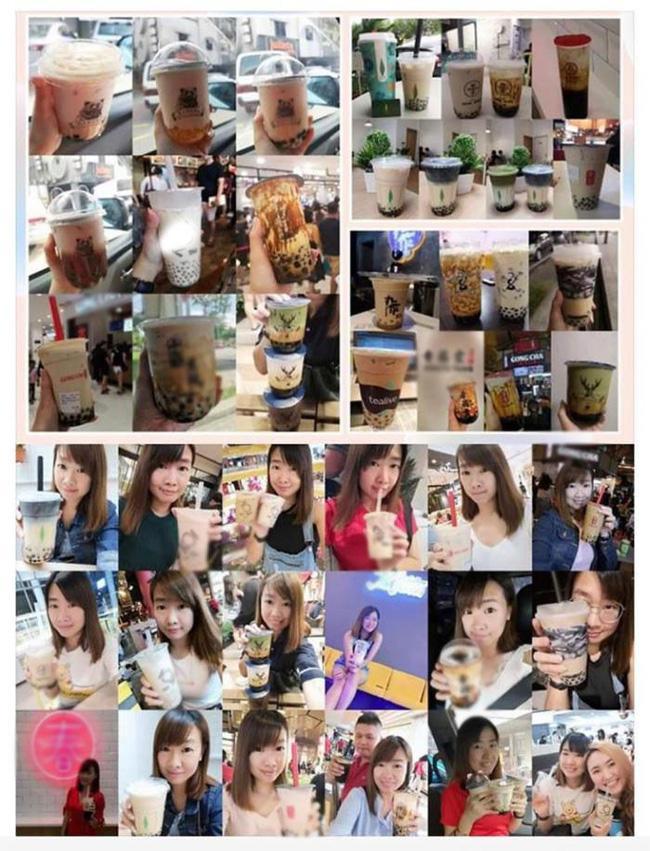 Bỏ uống trà sữa 4 tháng, cô gái đã gom được số tiền khủng để đi du lịch nước ngoài-2