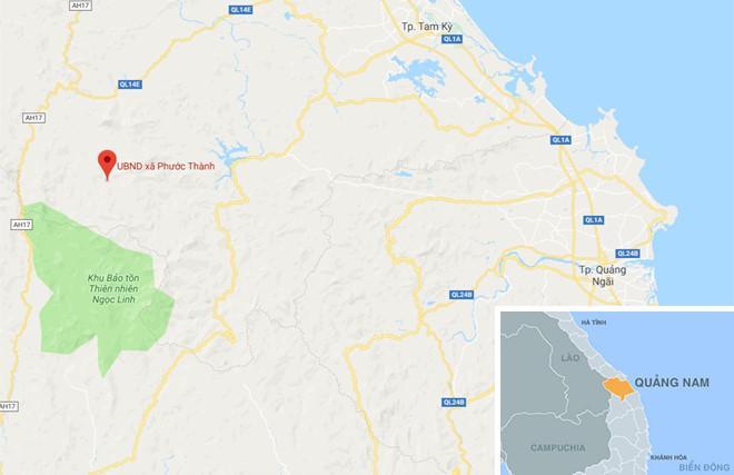 Một người chết, 4 bị thương do sét đánh gần trạm BTS-2