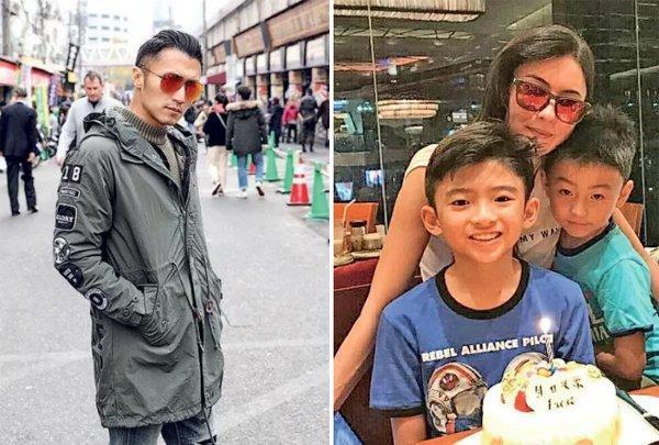 Sống lỗi như Tạ Đình Phong: Con trai cả công khai nói bố không xứng với mẹ Trương Bá Chi-2