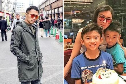 Sống 'lỗi' như Tạ Đình Phong: Con trai cả công khai nói bố 'không xứng' với mẹ Trương Bá Chi