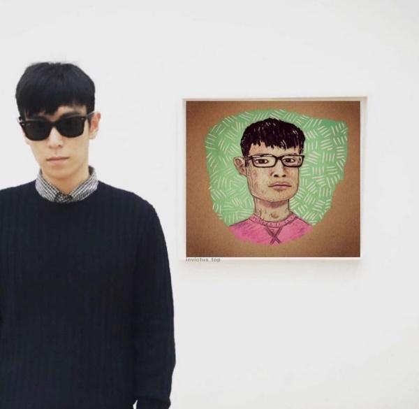 T.O.P (Big Bang) đăng nhạc lạ thả thính fan, nghi vấn chuẩn bị comeback cùng G-Dragon?-2