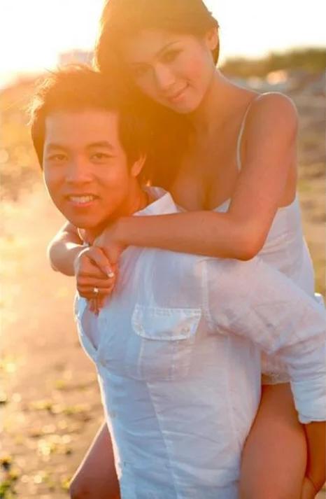 Tình trường Quang Lê: Đuổi hoa hậu khỏi nhà vì ghen, lộ ảnh nóng với hot girl tai tiếng-4
