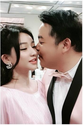 Tình trường Quang Lê: Đuổi hoa hậu khỏi nhà vì ghen, lộ ảnh nóng với hot girl tai tiếng-1