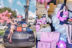 Các rich kid chi tiền tỷ mua sắm, chăm khoe đồ hiệu lên mạng
