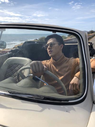 Hotboy cover Nguyễn Minh Châu sắp tung MV đẹp long lanh-1