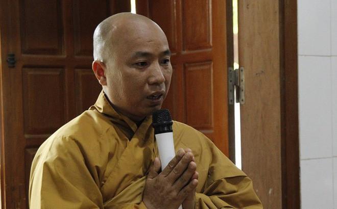 Chuyện gì xảy ra nếu sư Toàn không trả khối tài sản 300 tỷ cho chùa?-1