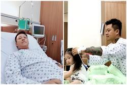 Tiết lộ hở van tim chưa lâu, Tuấn Hưng tiếp tục nhập viện vì mắc thêm xoang mũi