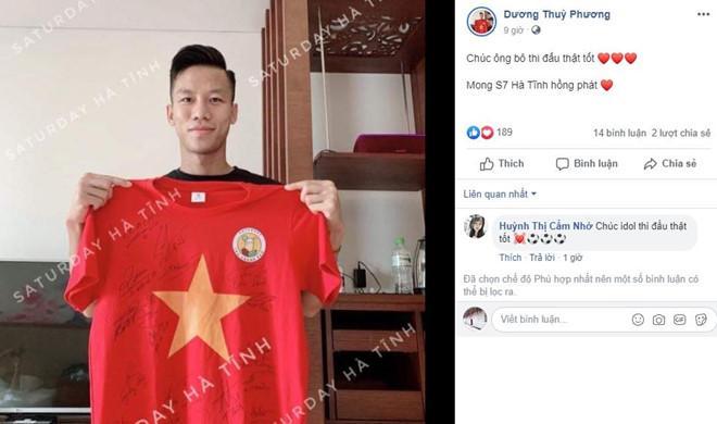 Em gái Văn Toàn tới sân trước 3 tiếng, dự đoán Việt Nam thắng 3-0-2