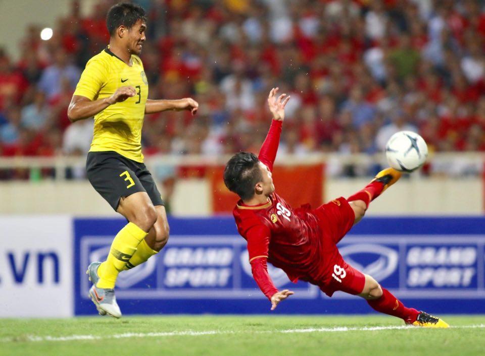 Ghi bàn thắng duy nhất giúp Việt Nam thắng Malaysia, Quang Hải ẵm ngay số tiền lên 9 con số-1