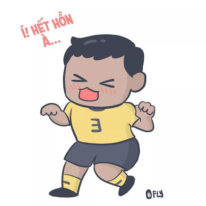 Cầu thủ Malaysia hóa meme của dân mạng sau điệu nhảy xòe cánh-5