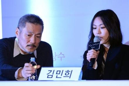 Kim Min Hee mang thai với đạo diễn tuổi U60?