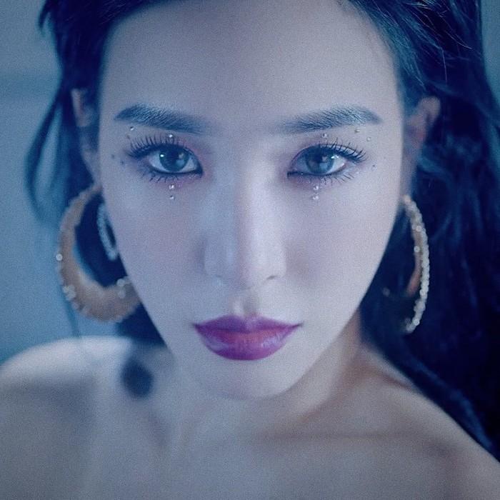 Hình ảnh Tiffany (SNSD) trong MV mới Run For Your Life: Cá tính hay phản cảm?-4