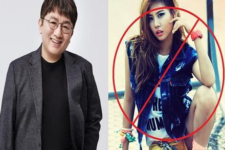Ít ai biết BTS từng có 'đàn chị' tai tiếng đến mức Big Hit không dám đào tạo thêm trainee nữ
