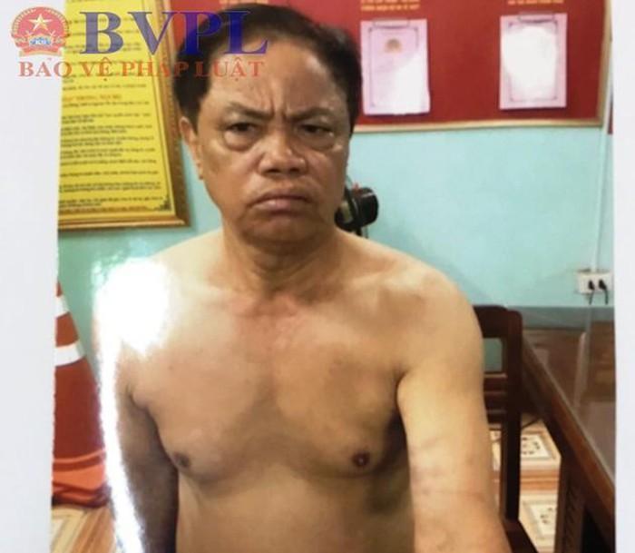 Khởi tố, bắt giam lão bảo vệ U70 hiếp dâm cháu bé học lớp 6-1