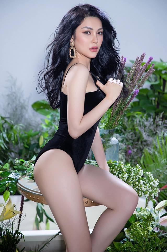 Sắc vóc của 4 sao Việt đóng phim kinh dị gắn mác 18+-8