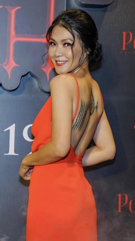 Sắc vóc của 4 sao Việt đóng phim kinh dị gắn mác 18+-13