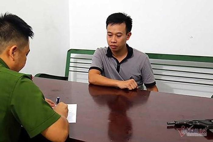 Cướp tiệm vàng ở Quảng Ninh do thiếu tiền xây nhà?-1