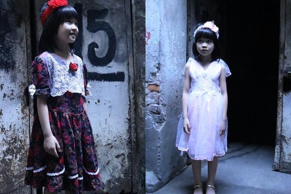 Bé gái vô gia cư ở Hà Nội nổi tiếng nhờ phối đồ như fashionista vẫn theo mẹ bán hàng rong mỗi ngày-7