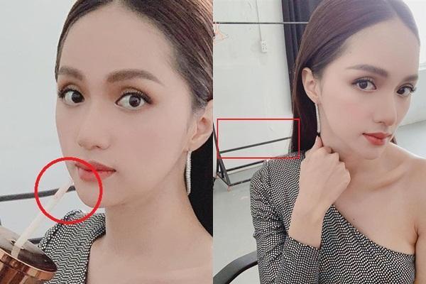 Đẹp hơn người vẫn lạm dụng photoshop, Hương Giang - Hồ Ngọc Hà không ngờ bị app phản-6