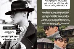Rocker Nguyễn lần đầu chia sẻ về khủng hoảng nhất đời, phải rời khỏi showbiz