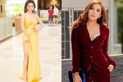 Không phải siêu mẫu hay hoa hậu, làng hài Việt vẫn có những mỹ nhân ăn diện cực bốc lửa