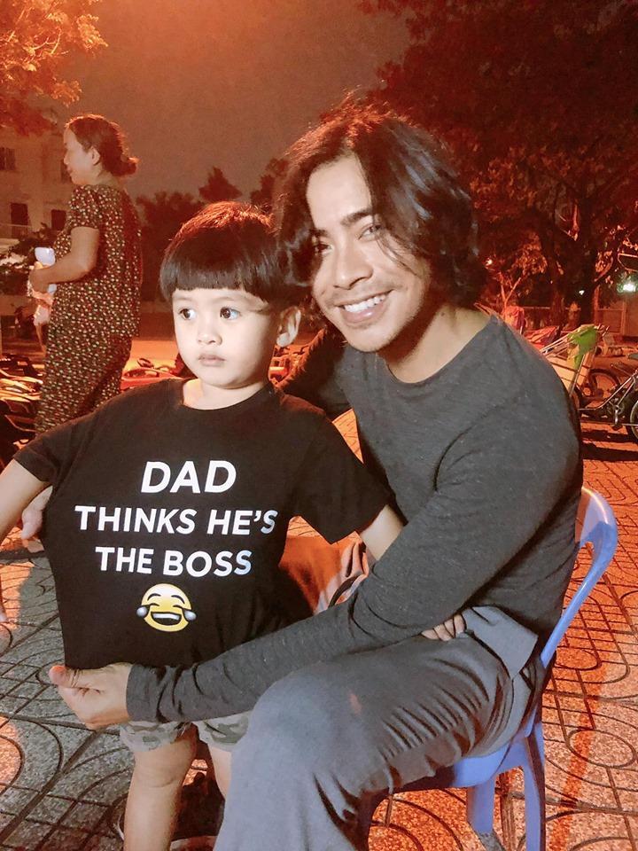 Ngọc Lan một mình vất vả chăm con đau ốm, Thanh Bình có động thái bác bỏ nghi án vô tâm-3