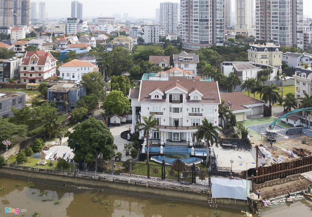 Cơ ngơi nhà Jonathan Hạnh Nguyễn và loạt biệt thự đắt đỏ tại Thảo Điền-7