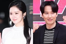 Tài tử xứ Hàn hốt hoảng khi bị đồn kết hôn với Jang Nara