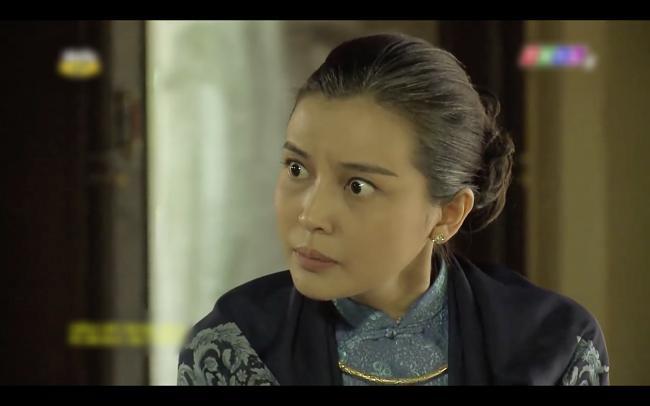 Cao Thái Hà vỗ mặt mẹ chồng chan chát trong tập 35 Tiếng sét trong mưa-8