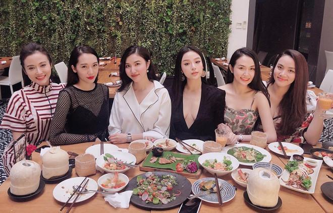 4 nhóm bạn thân gắn bó nhiều năm toàn hot girl đời đầu nổi tiếng-3