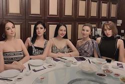 4 nhóm bạn thân gắn bó nhiều năm toàn hot girl đời đầu nổi tiếng