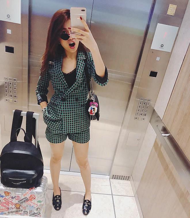 Quần áo hàng hiệu không thiếu, Hương Giang vẫn diện áo giá rẻ suốt 2 năm trời-6