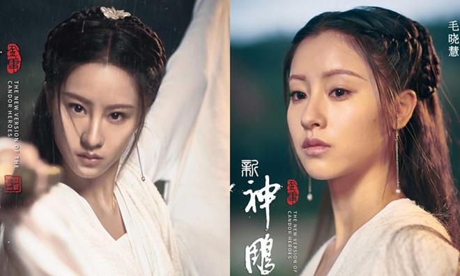 Những sao nữ bị chỉ trích khi đóng vai Tiểu Long Nữ-4