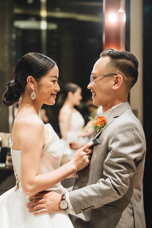Thả nhẹ ảnh mặt mộc ở tháng thứ 7 thai kỳ, MC Phí Linh gây bất ngờ về nhan sắc-1