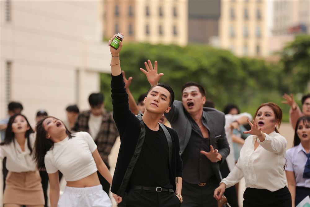 Sơn Tùng M-TP - Nam ca sĩ có nhiều fan là nghệ sĩ-1