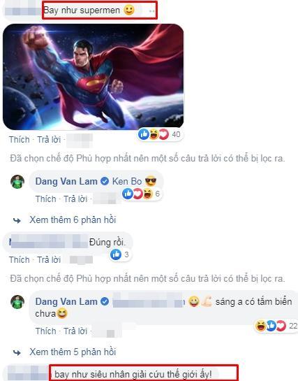 Sau khi giúp Việt Nam giữ sạch lưới trước Malaysia, Đặng Văn Lâm khoe làm supermen giải cứu thế giới-2